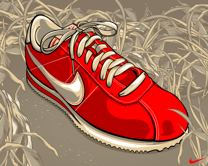 Nike Cortez Wallpaper