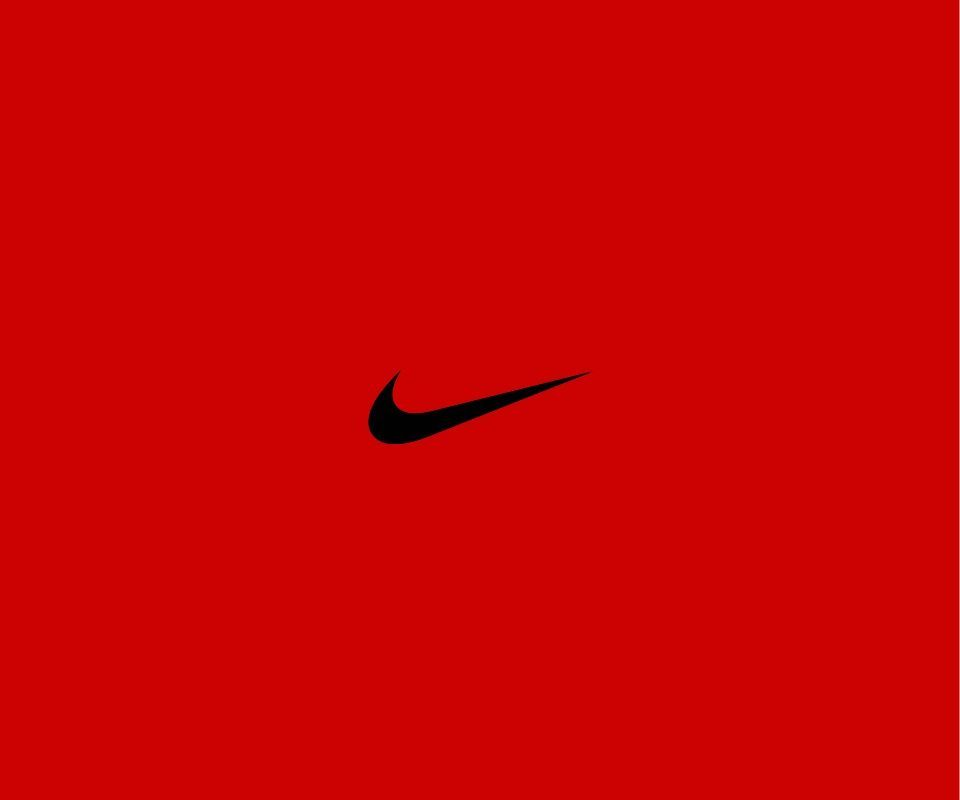 Nike Red Wallpaper