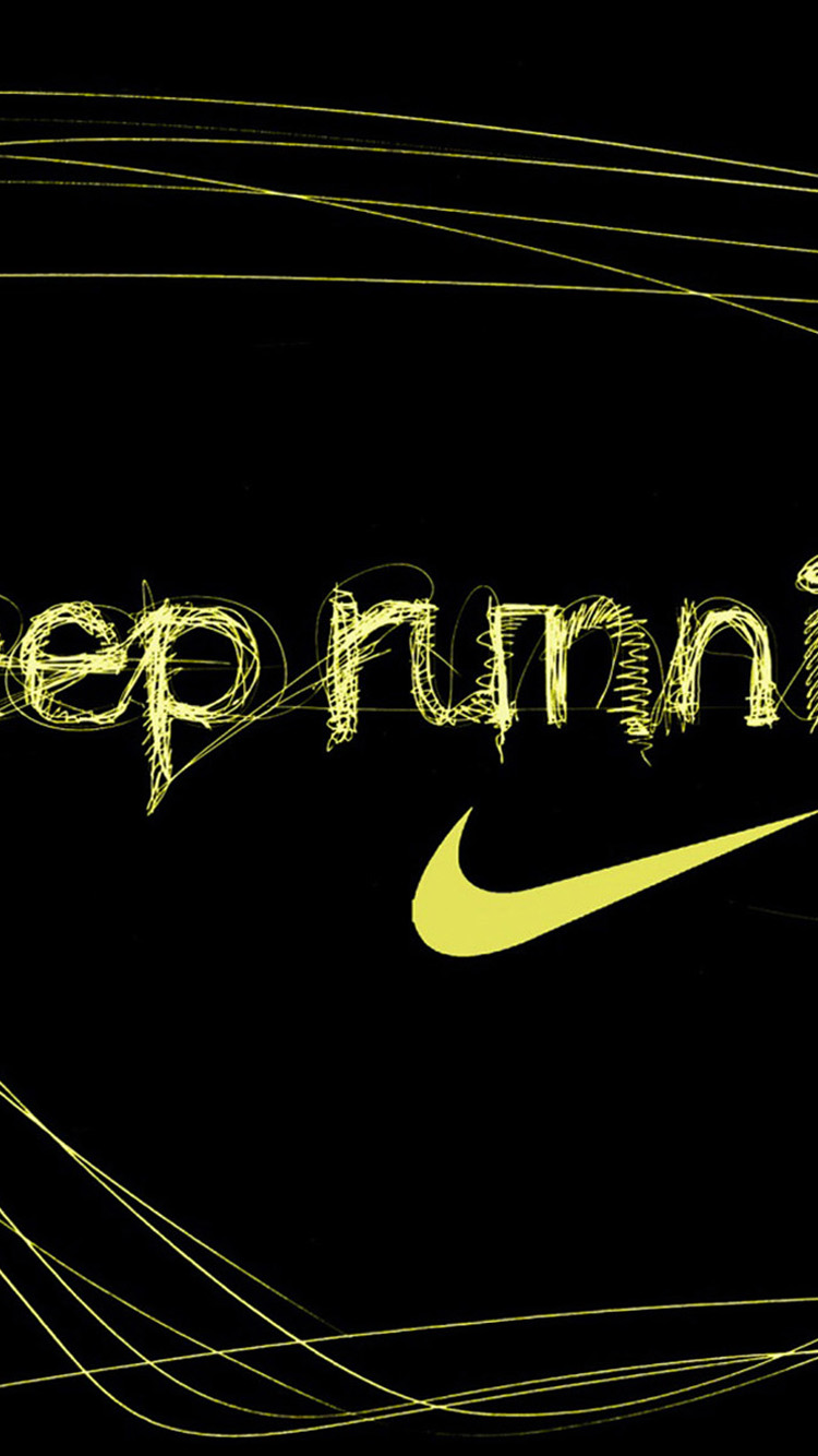 Nike Running Wallpaper Iphone