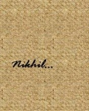 Nikhil Name Wallpaper