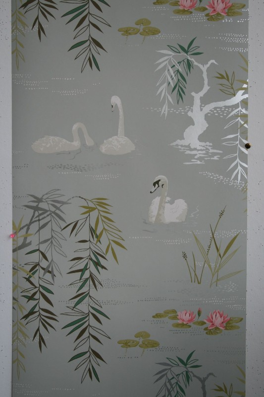 Nina Campbell Wallpaper Osborne And Little