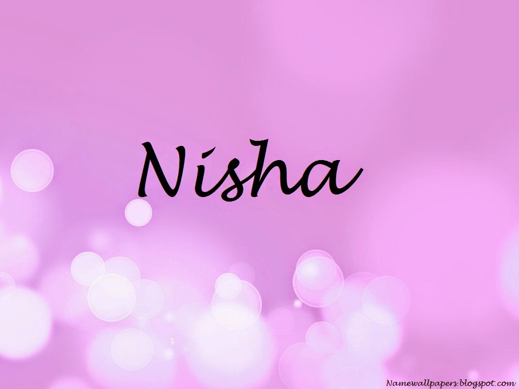 Nisha Wallpaper Name