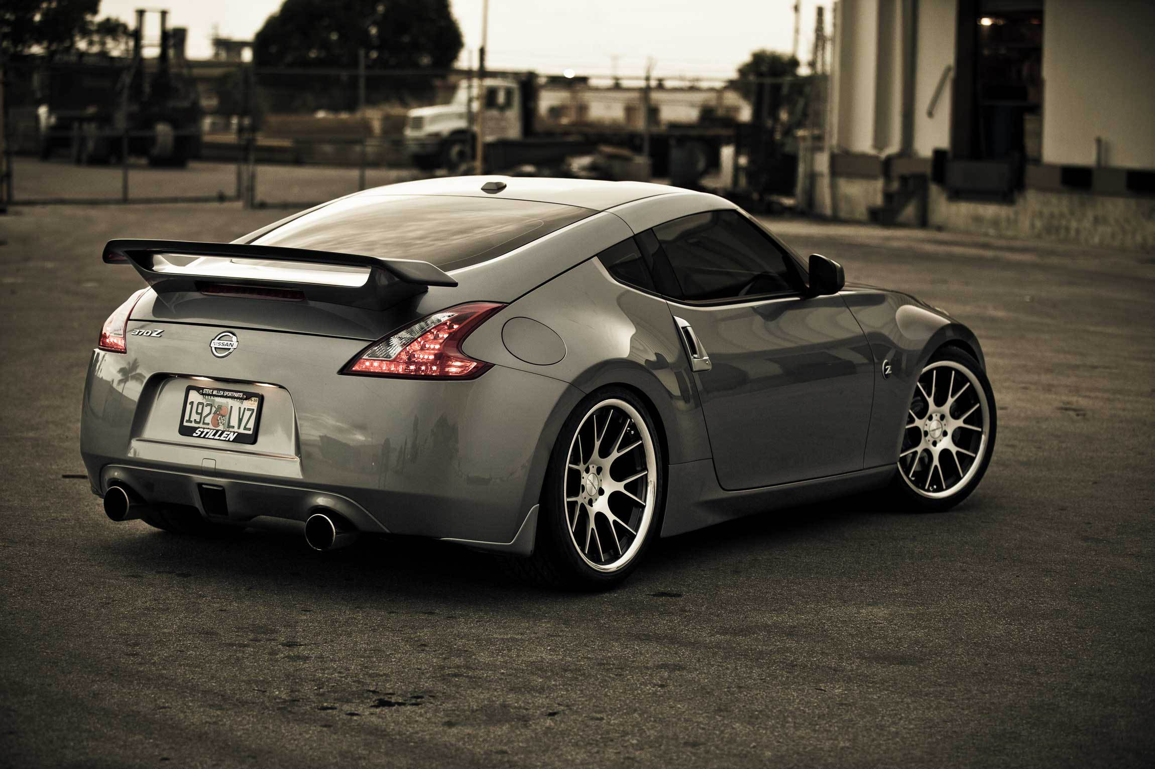 Nissan 370z Wallpaper