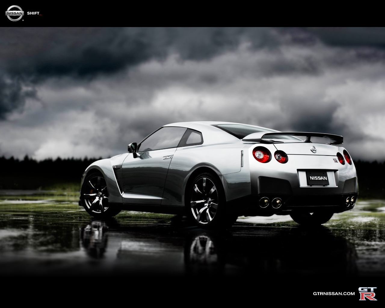 Nissan Gtr HD Wallpaper