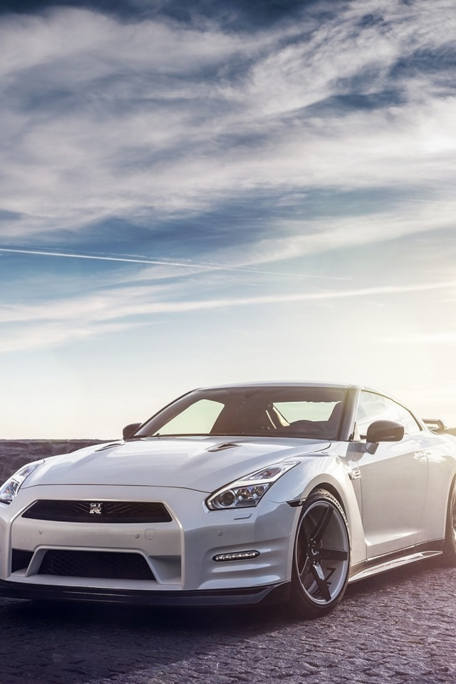 Nissan Gtr Mobile Wallpaper