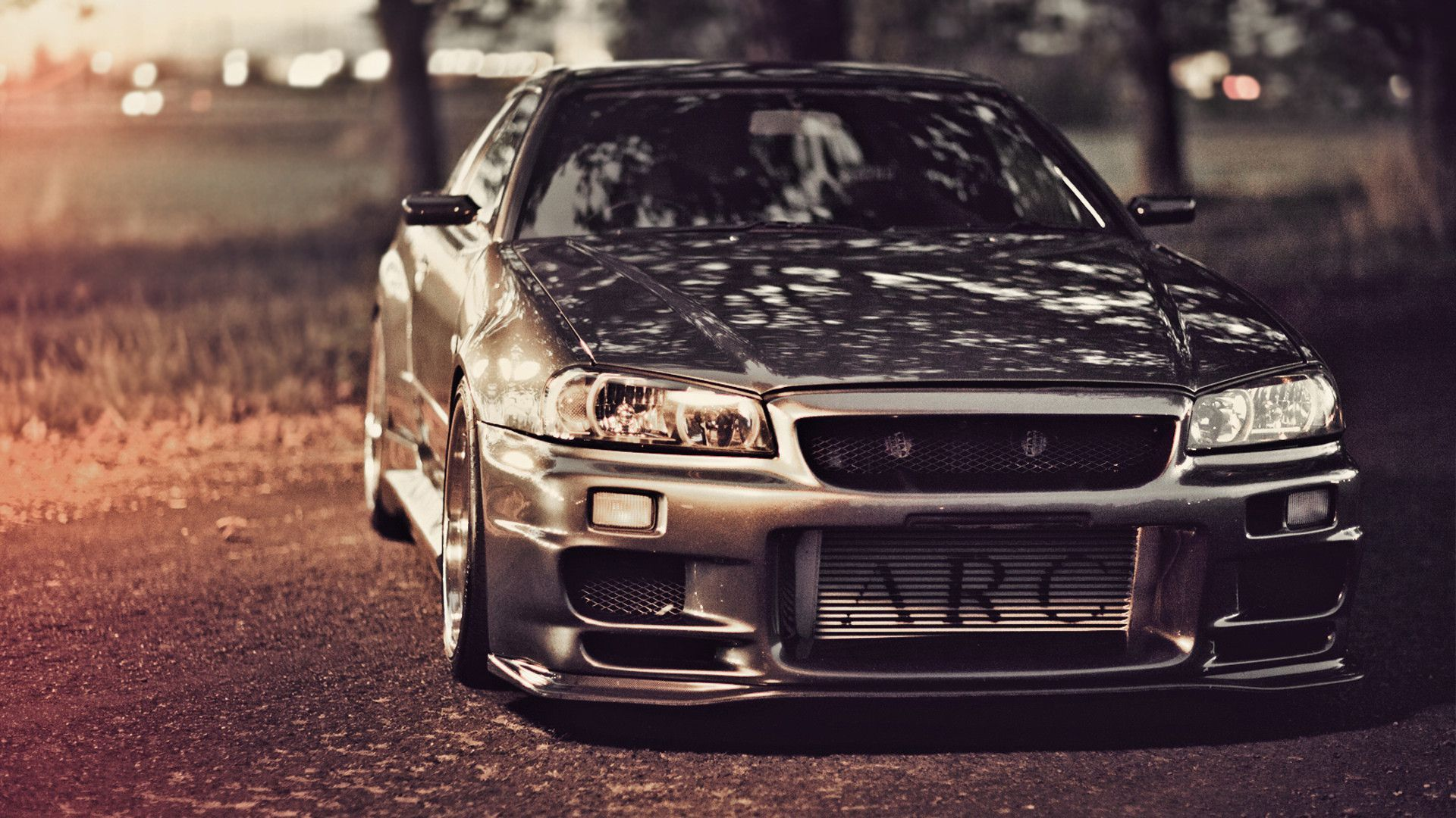 Nissan Skyline Gt-R Wallpaper