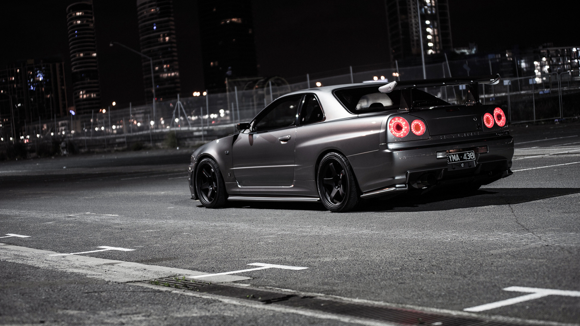 Nissan Skyline Gtr Wallpaper