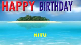 Nitu Name Wallpaper