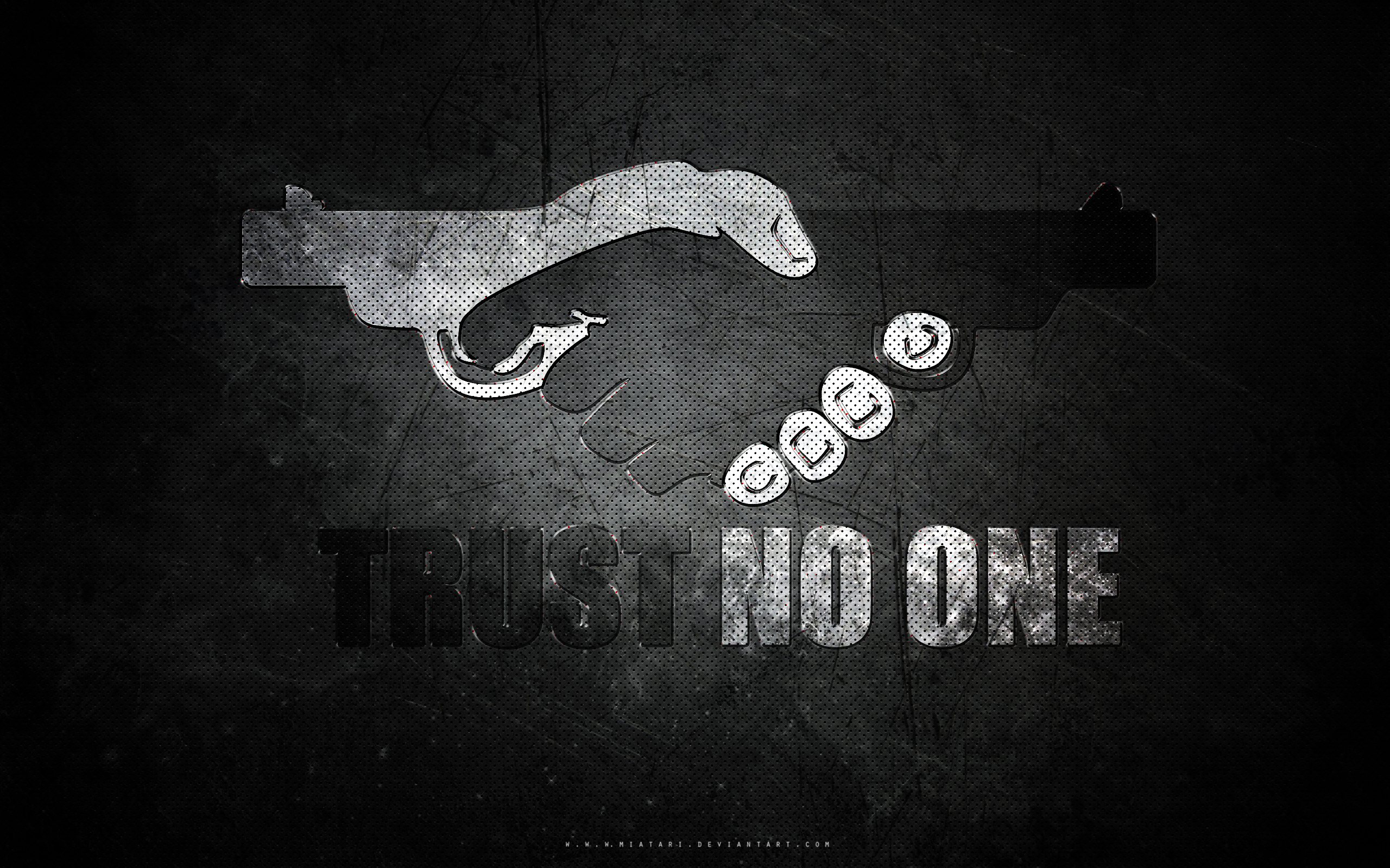 No One Wallpaper
