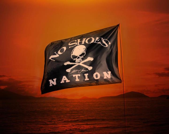 No Shoes Nation Wallpaper