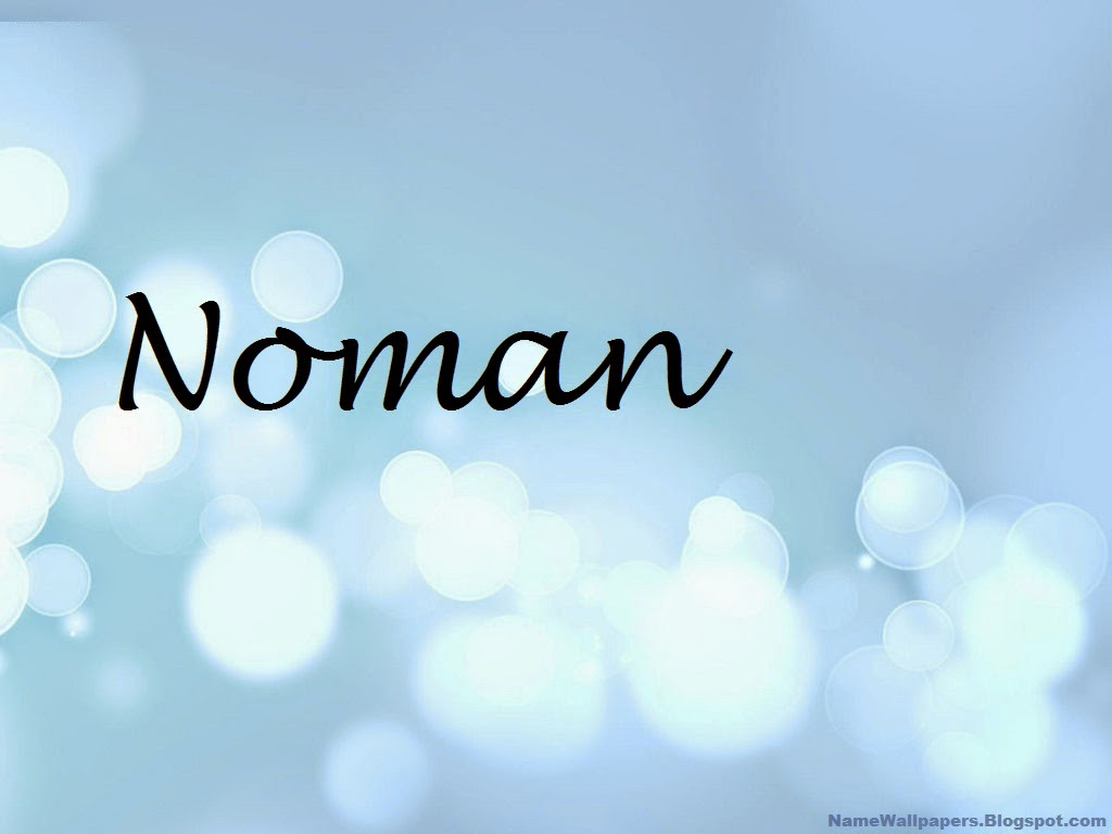 Noman Name Wallpaper
