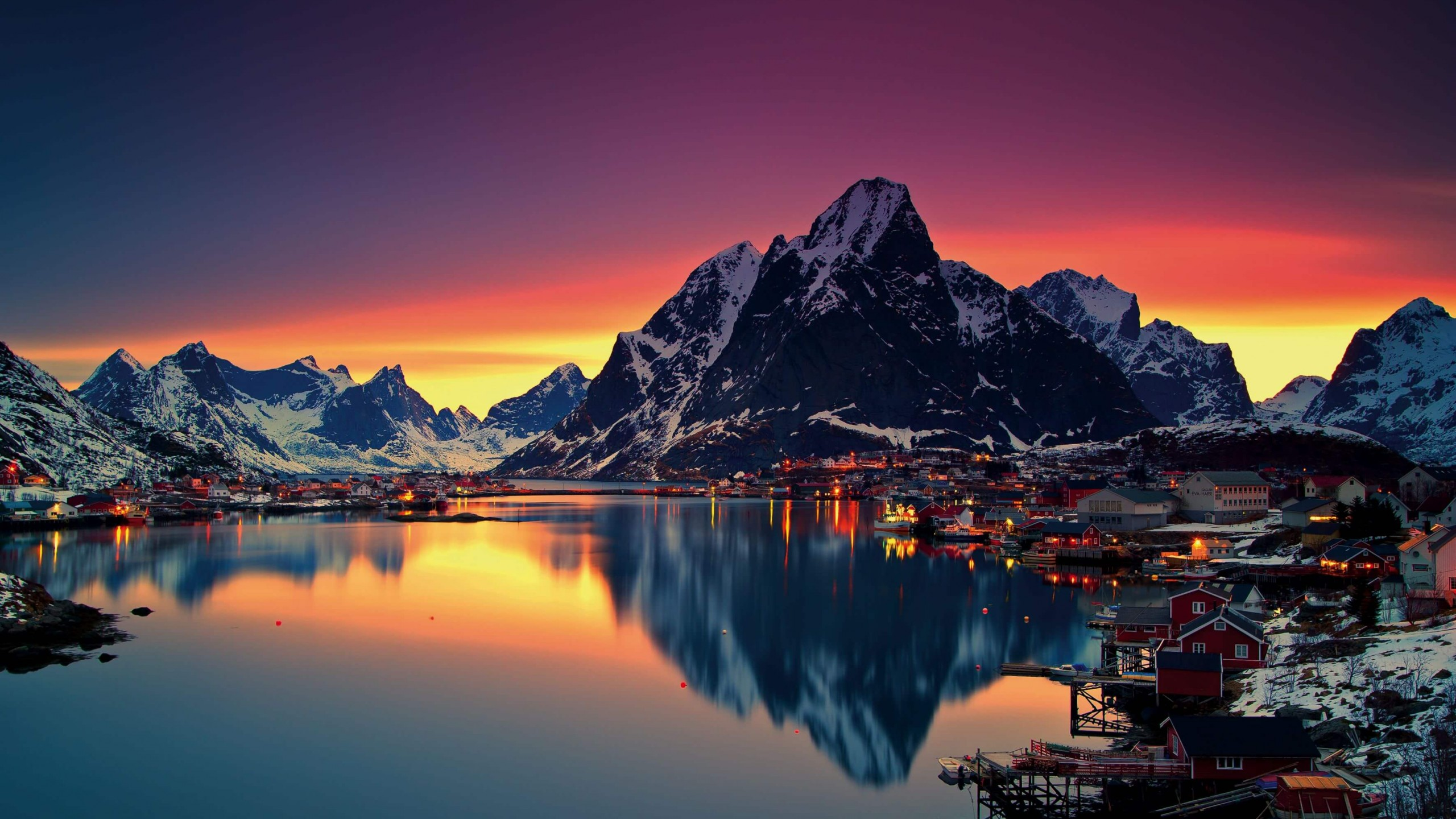 Norway Wallpaper