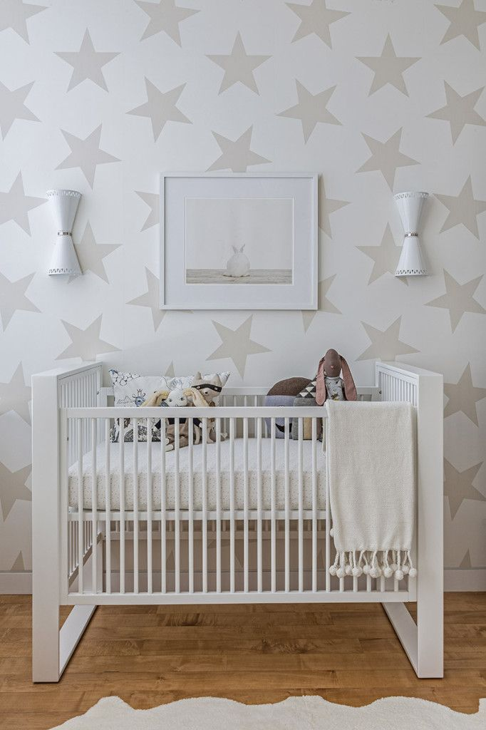 Nursery Room Wallpaper