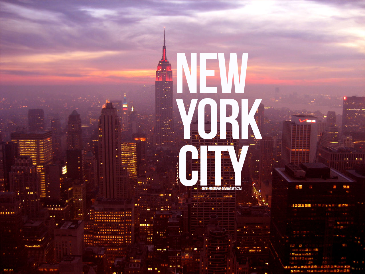 Ny City Wallpaper