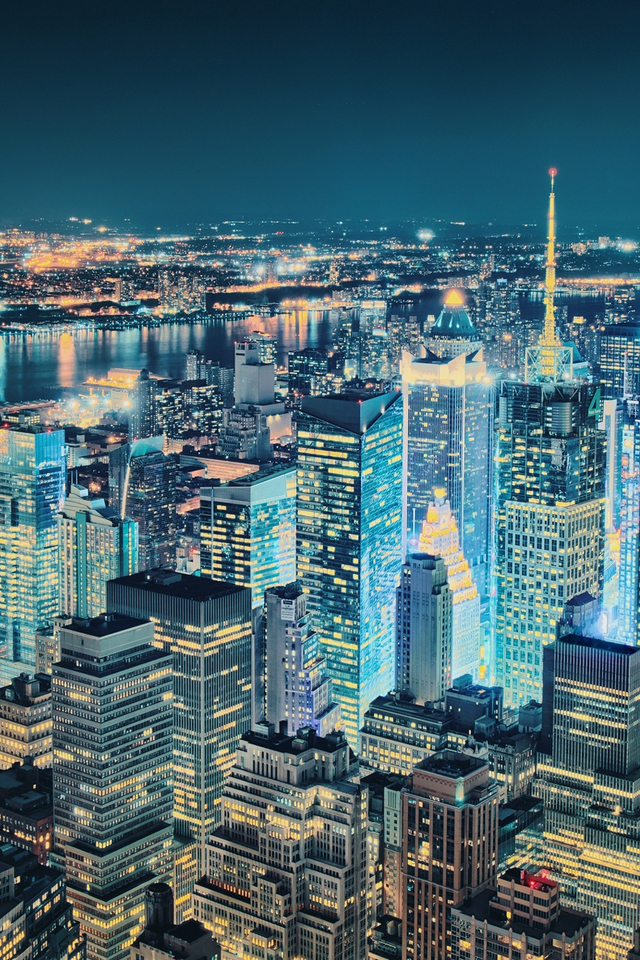 Download Nyc Wallpaper Iphone Gallery