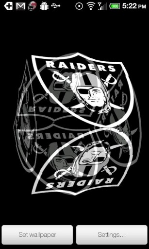Oakland Raiders Live Wallpaper Download Oakland Raiders Live
