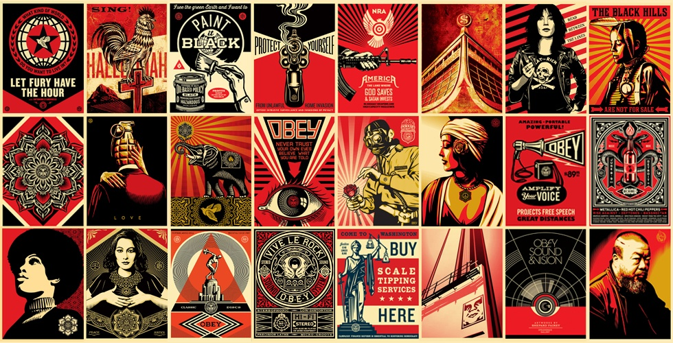 Download Obey Clothing Wallpaper Gallery