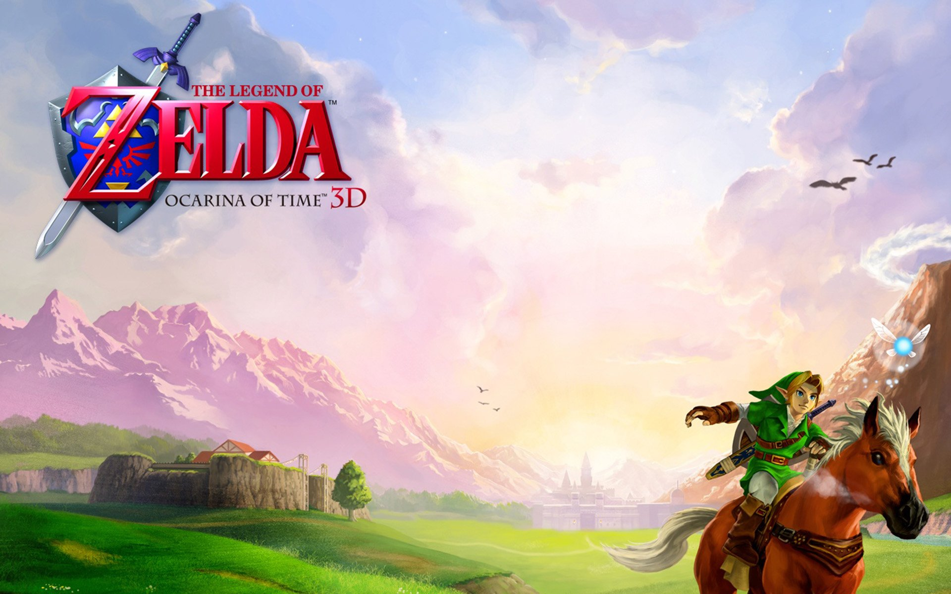 Ocarina Of Time Wallpapers