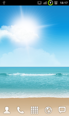Ocean Weather Live Wallpaper Apk