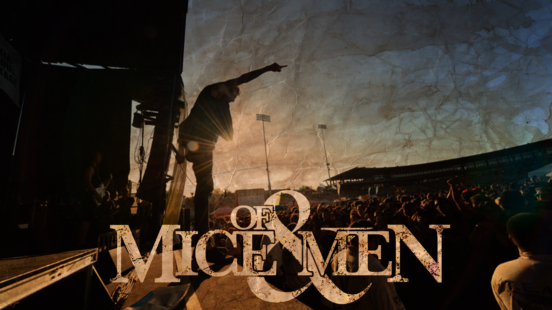 Of Mice And Men Wallpaper