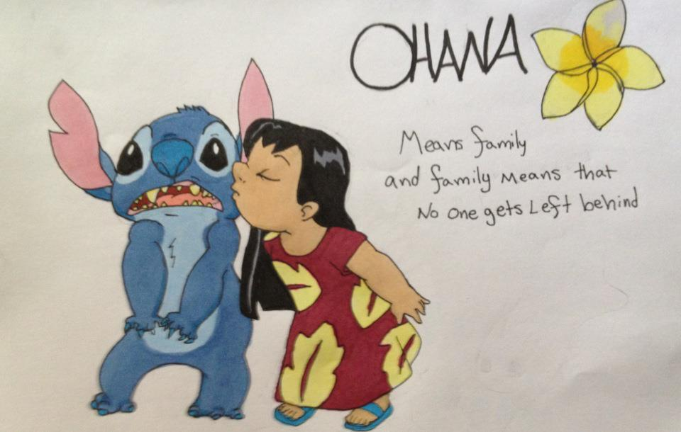 Download Ohana Means Family Wallpaper Gallery