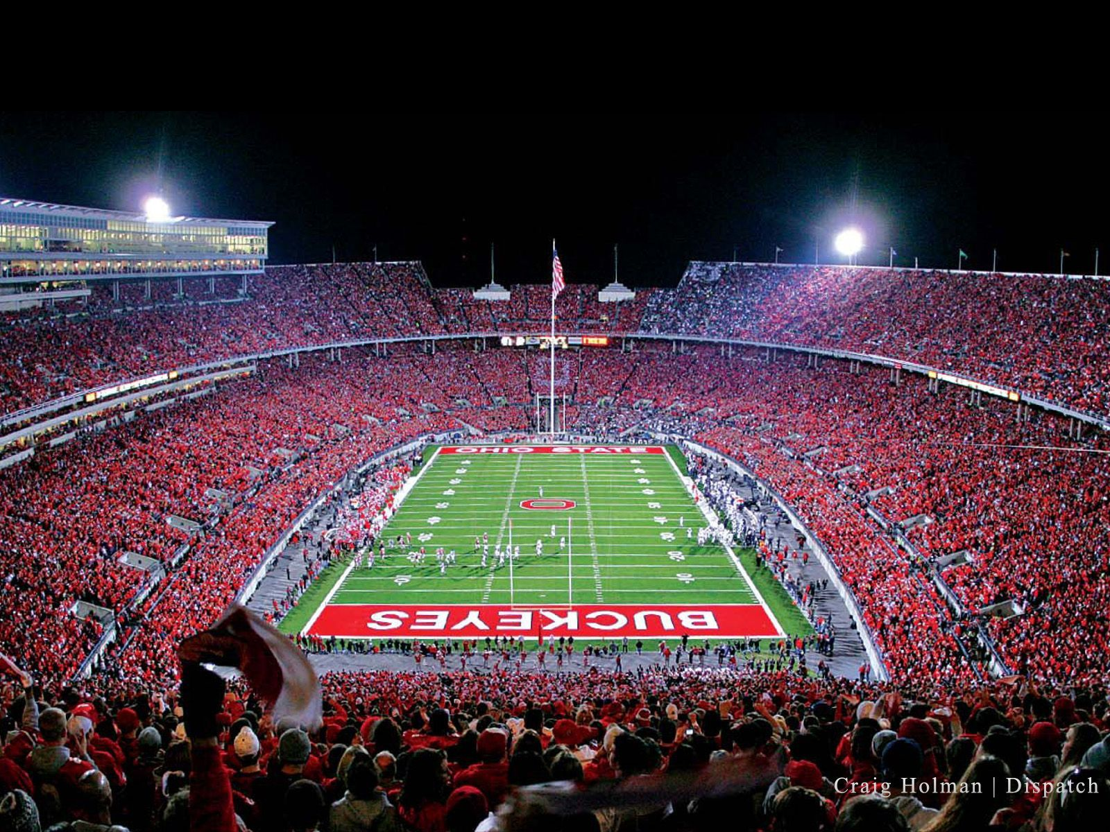 Ohio State Football HD Wallpaper