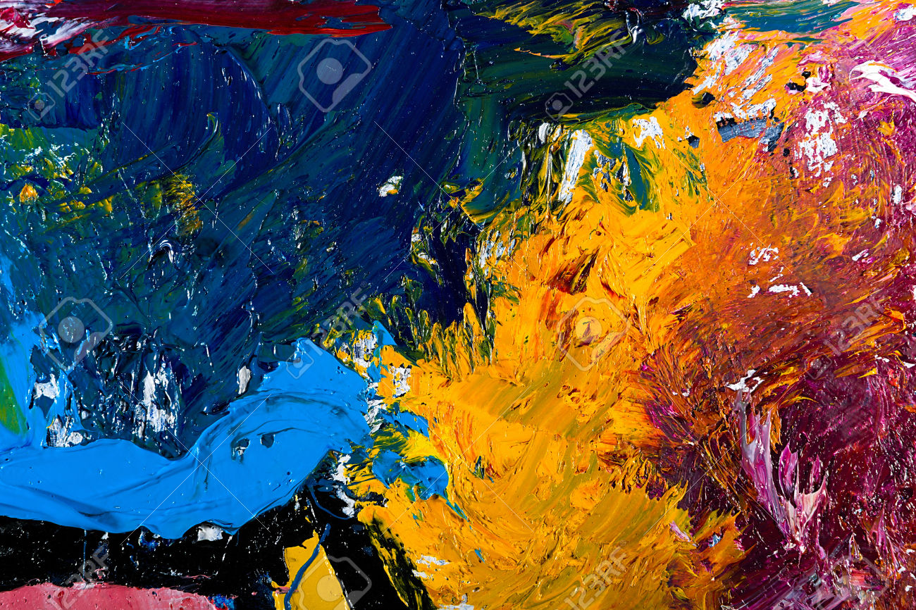 Download Oil Paint Wallpaper Gallery