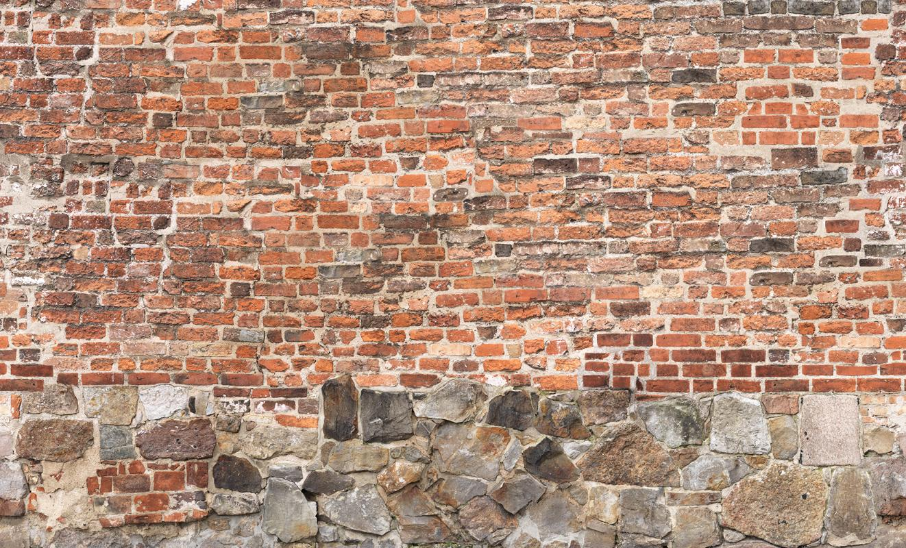 Old Brick Wallpaper