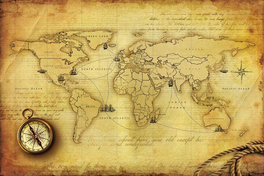Download Old Maps Wallpaper Gallery
