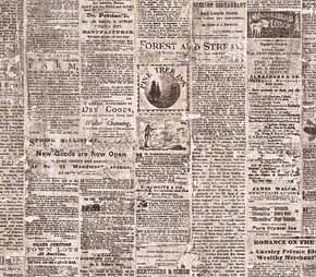 Old Newspaper Wallpaper