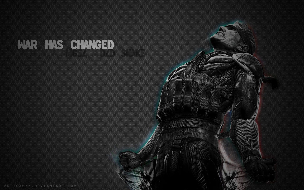 Old Snake Wallpaper