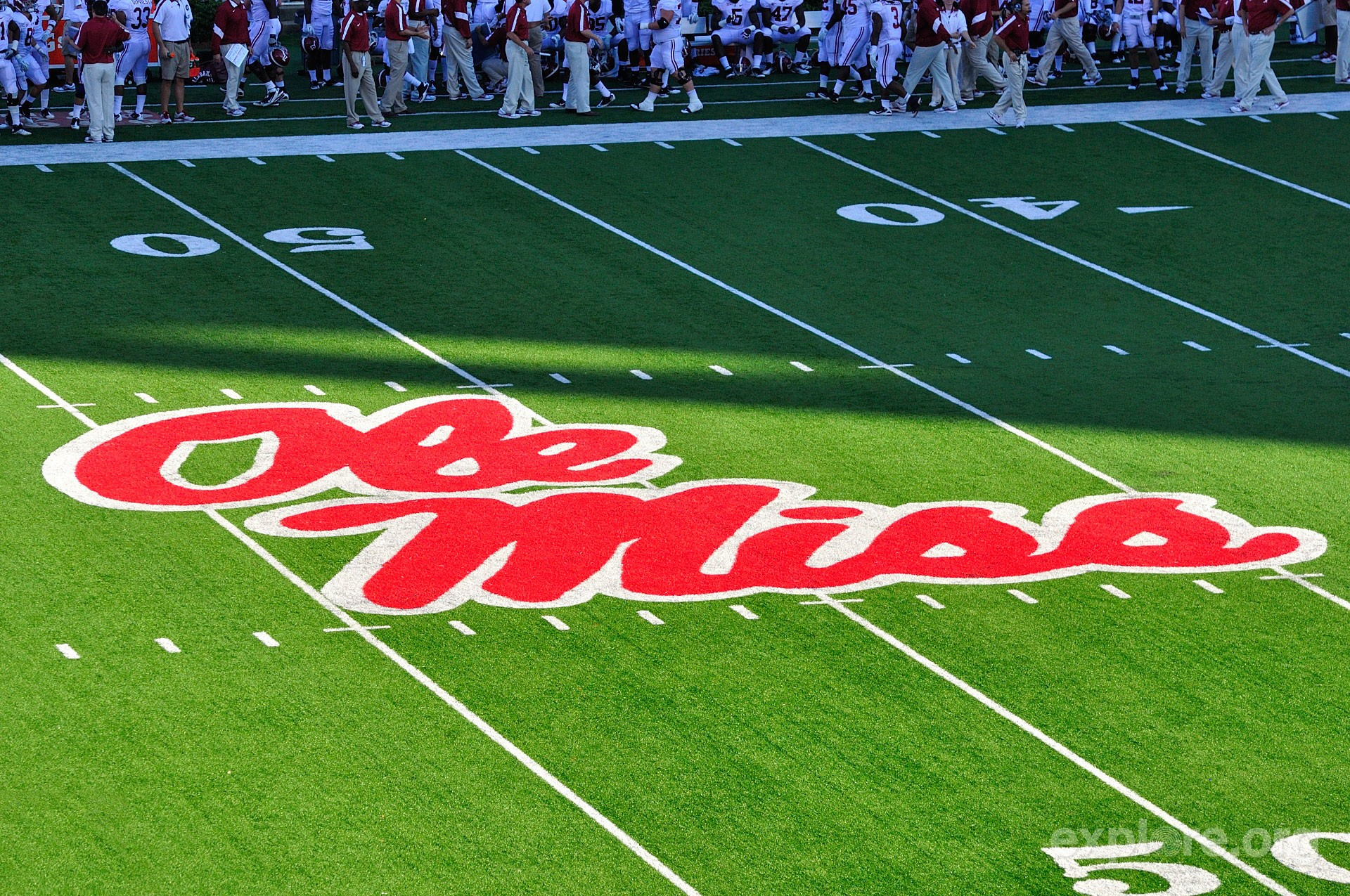 Download Ole Miss Football Wallpaper Gallery