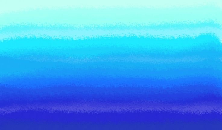 Ombre Blue Wallpaper