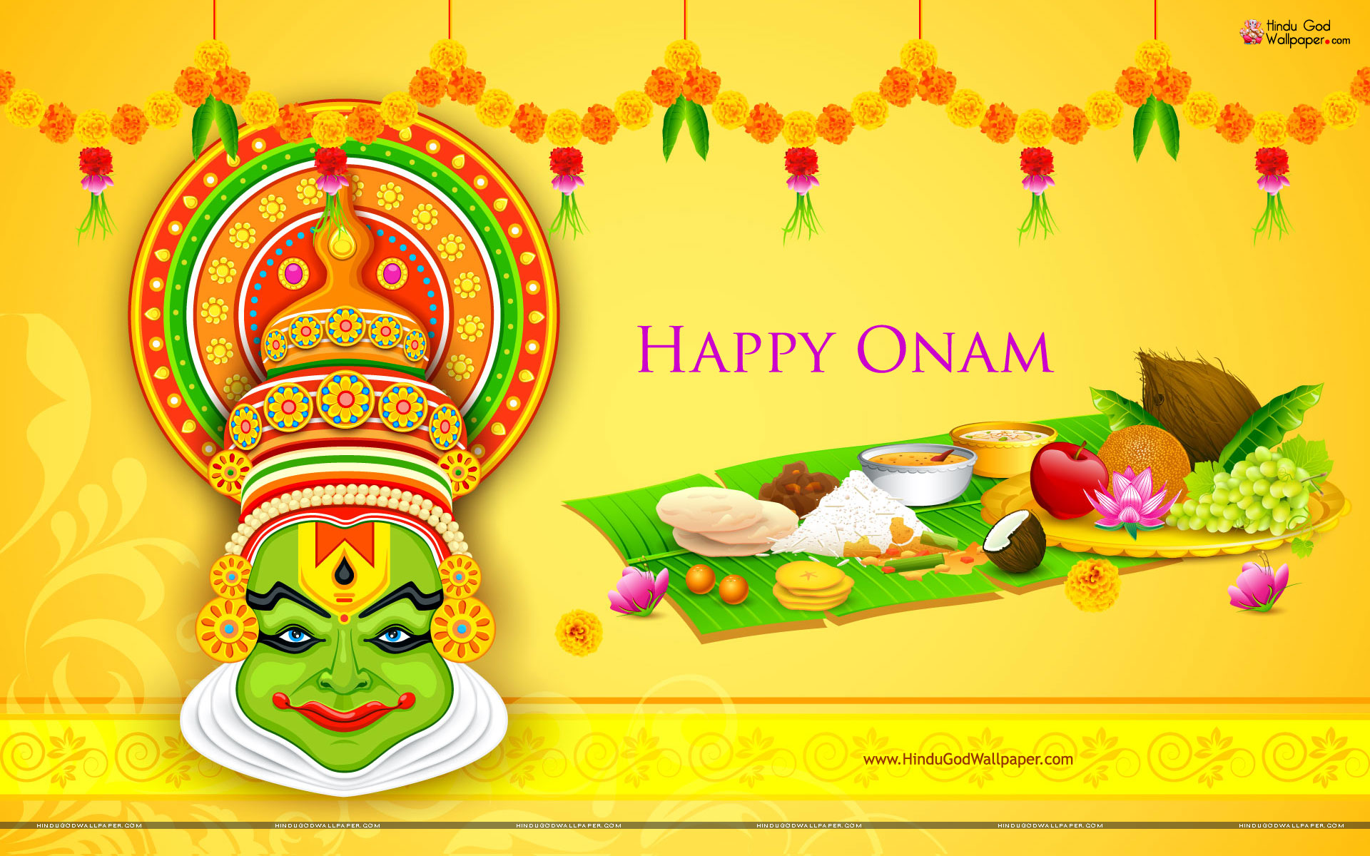 Onam Latest Wallpapers
