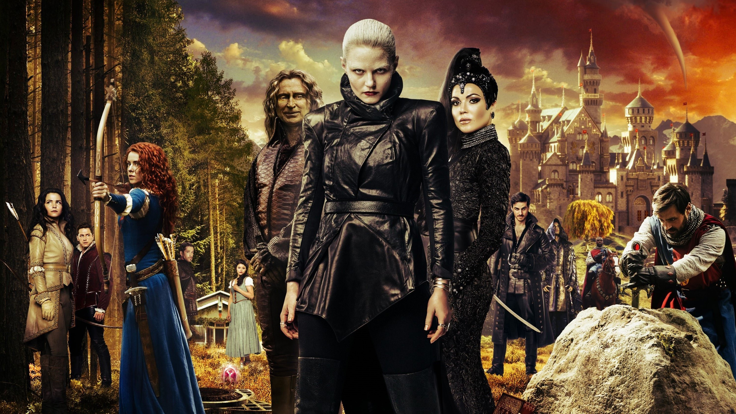 Once Upon A Time Wallpaper HD