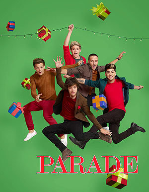 One Direction Christmas Wallpaper