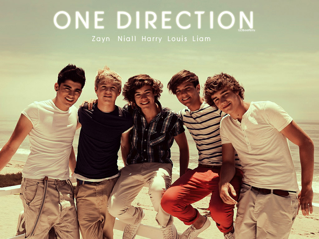 One Direction Cool Wallpapers