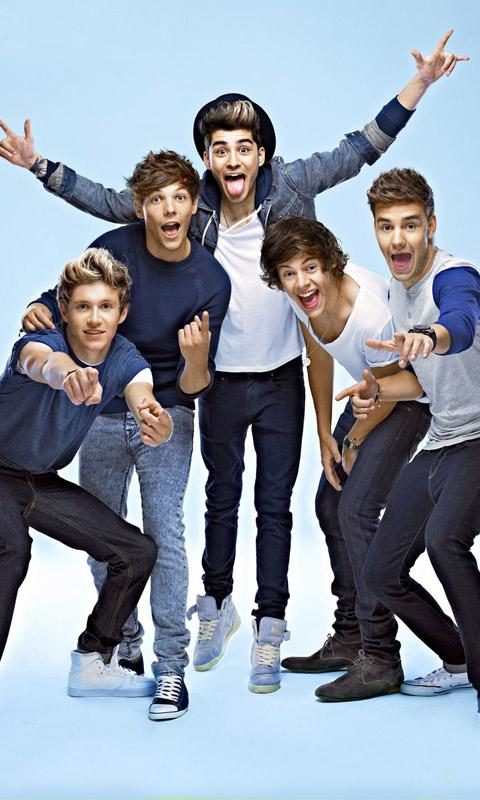 One Direction Live Wallpaper