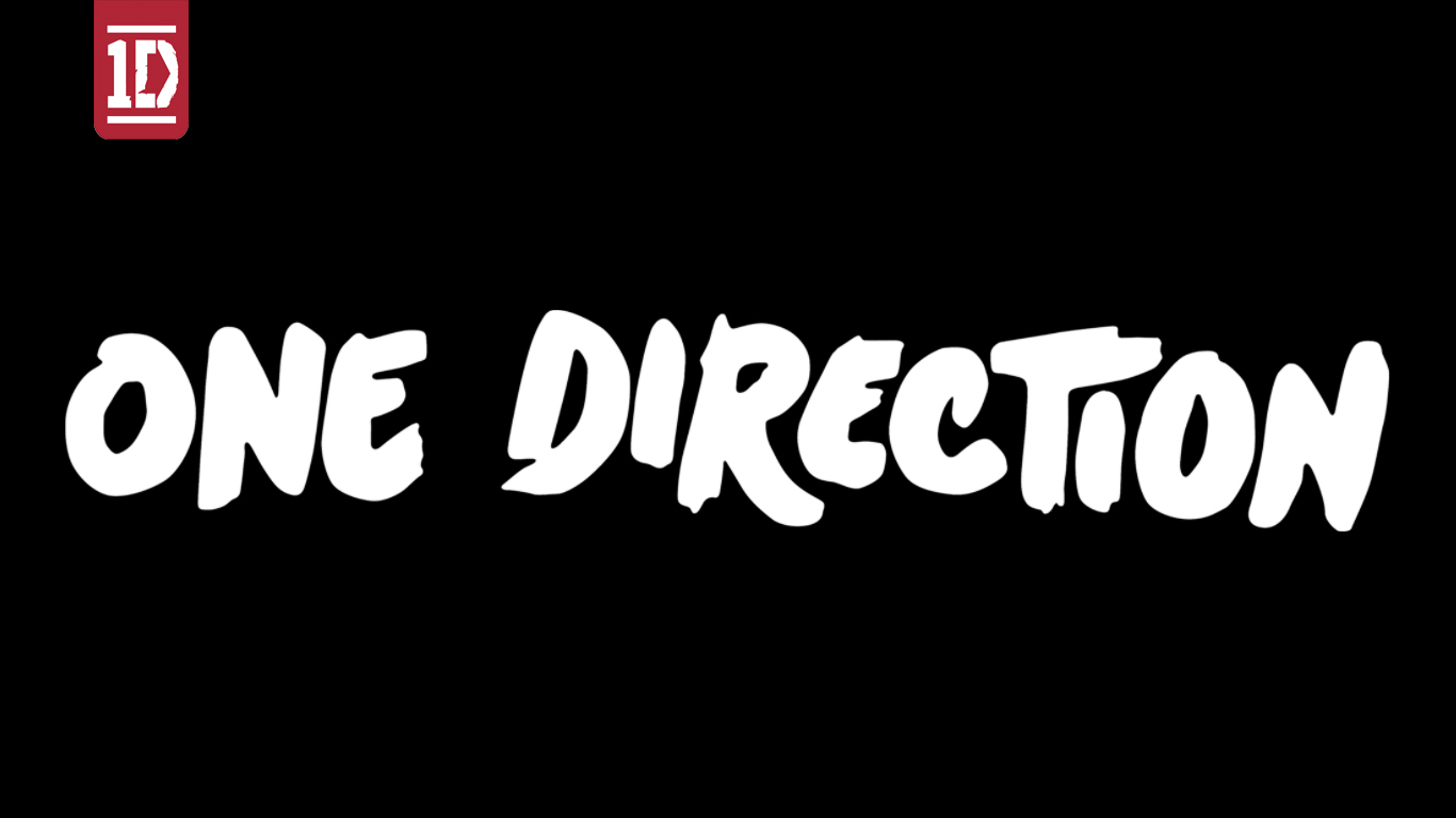 One Direction Logo Wallpaper