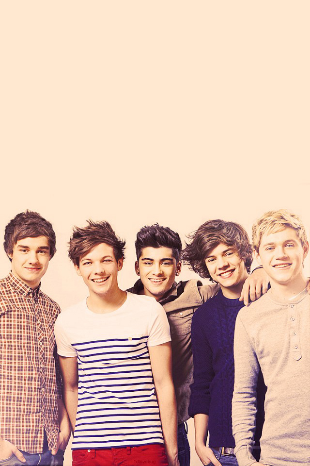 One Direction Phone Wallpaper