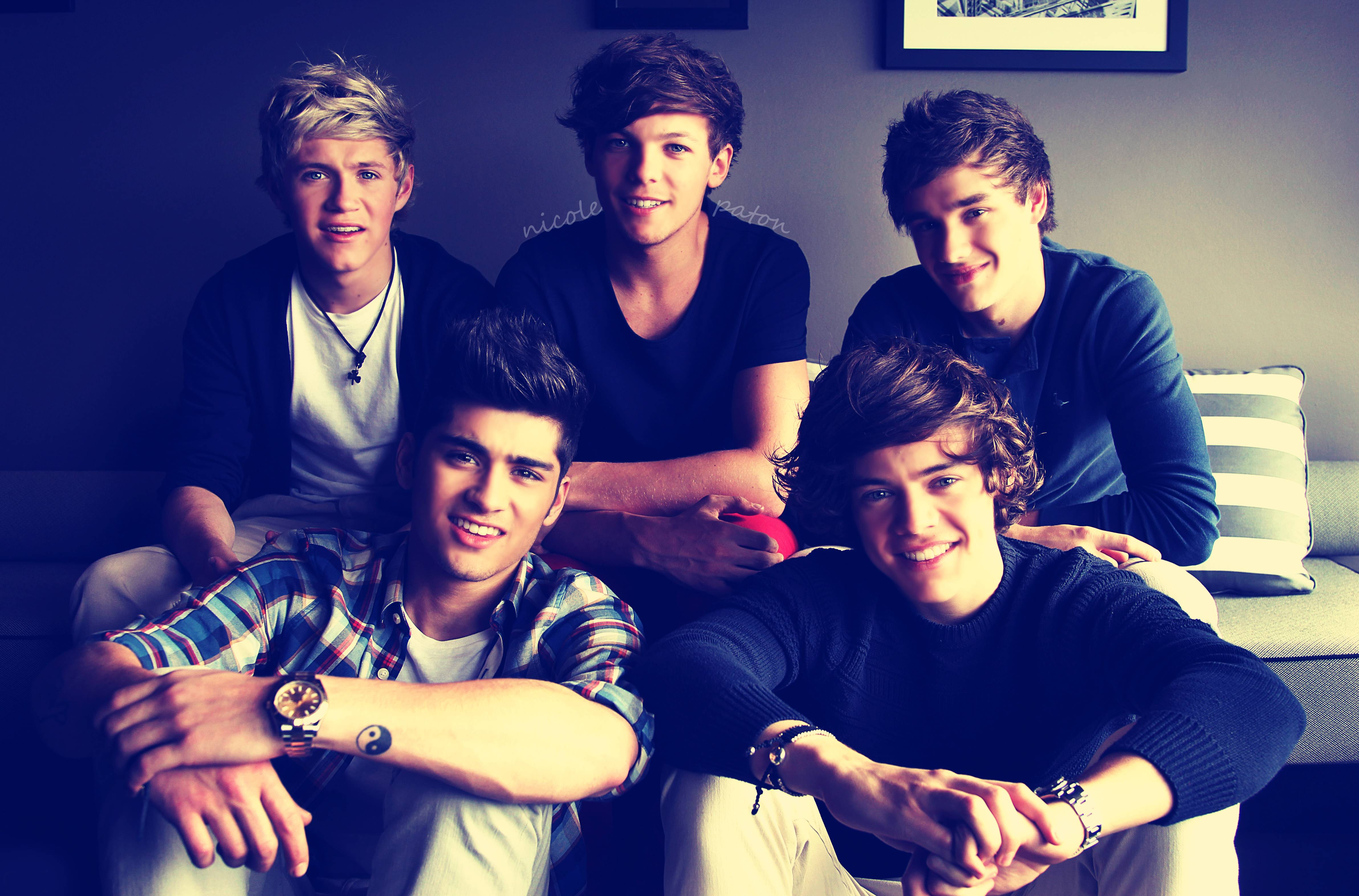 One Direction Tumblr Wallpaper