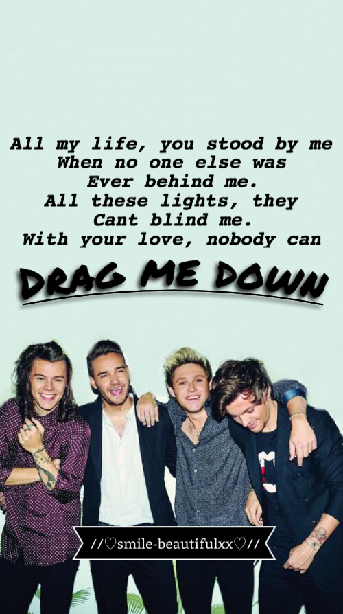 One Direction Wallpaper For Iphone