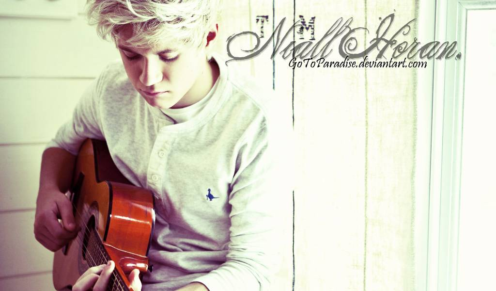 One Direction Wallpaper Niall