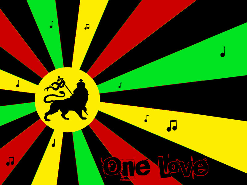 One Love Wallpaper