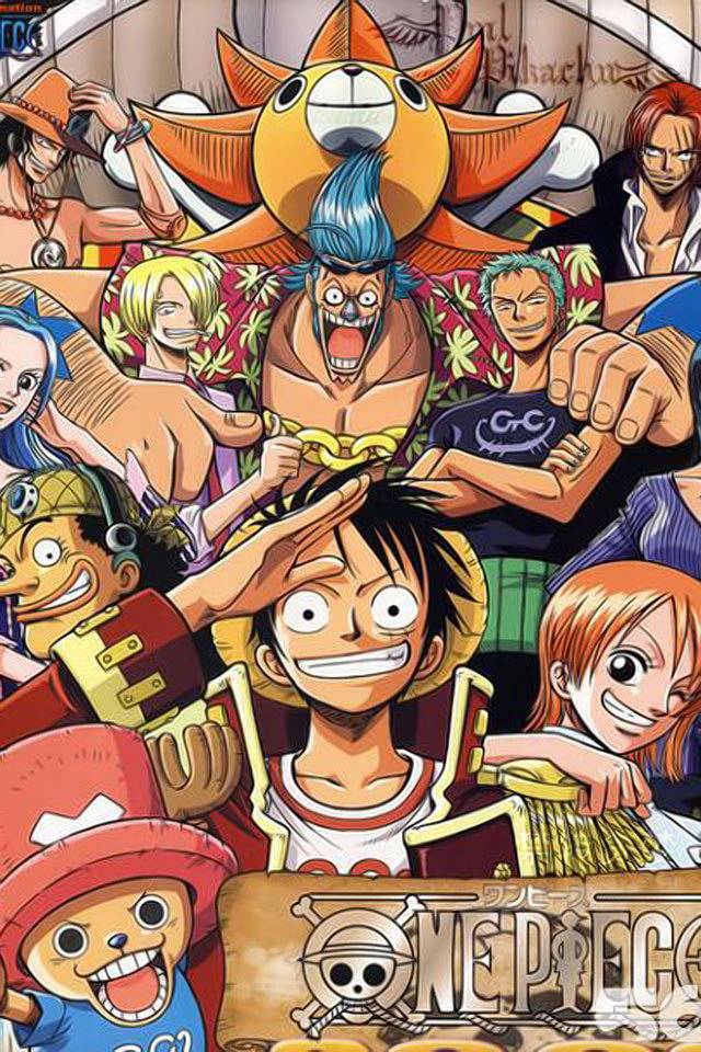 One Piece Android Wallpaper