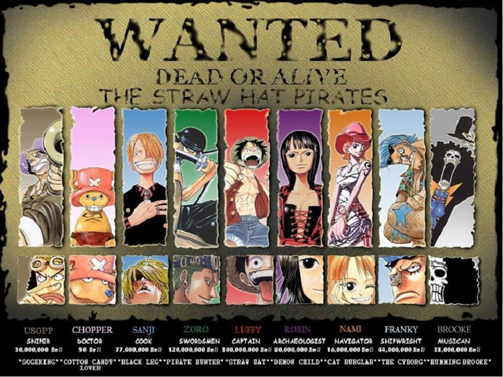 One Piece Animated Wallpaper