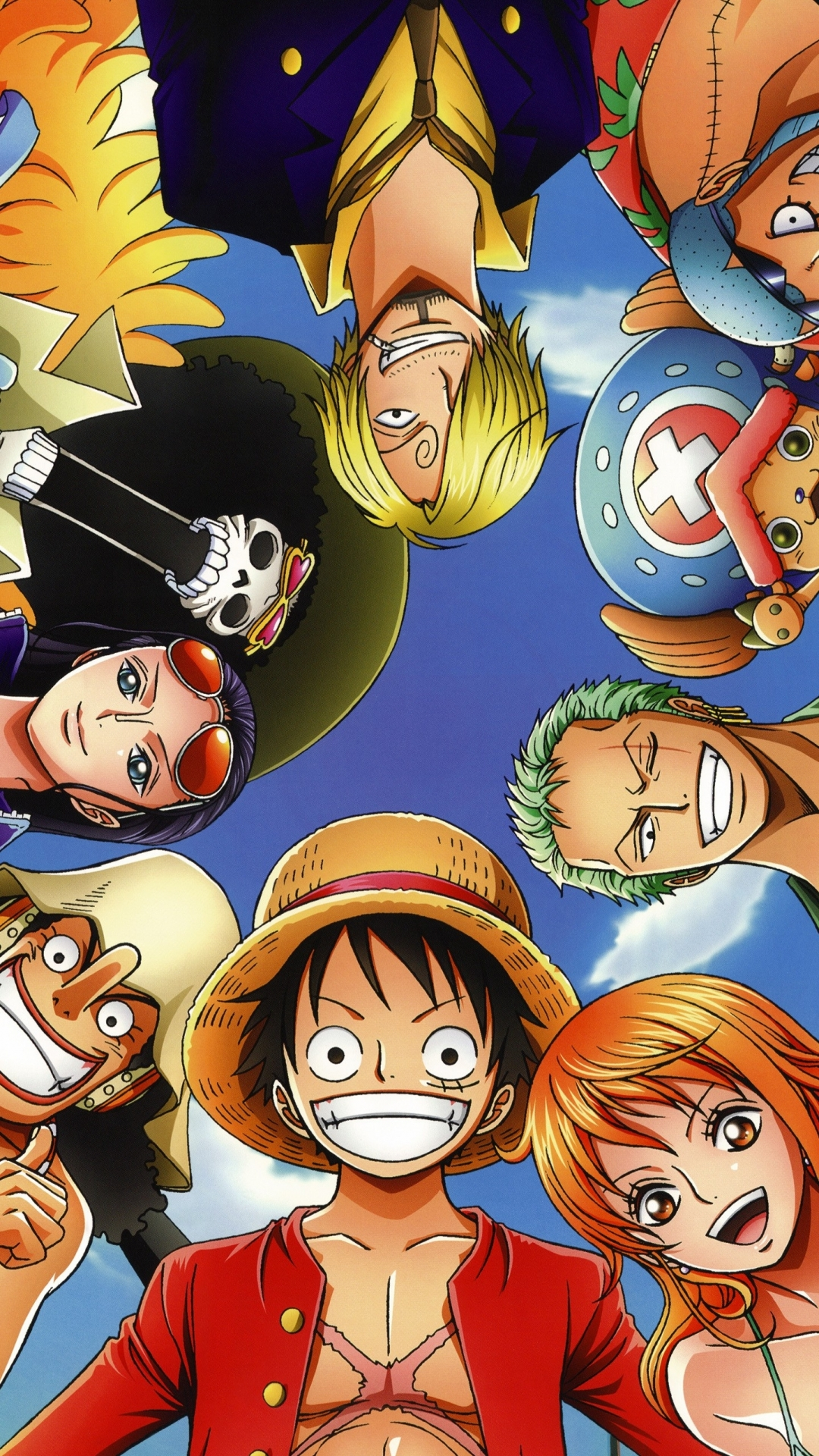 One Piece Cell Phone Wallpaper