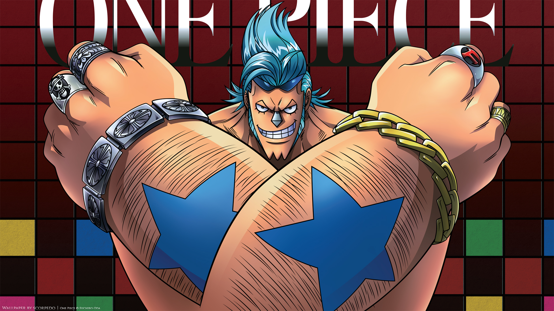 One Piece Franky Wallpaper