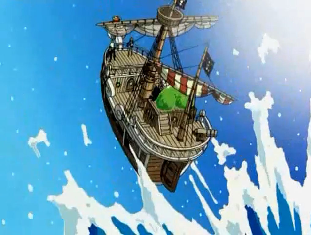 Download One Piece Going Merry Wallpaper Gallery