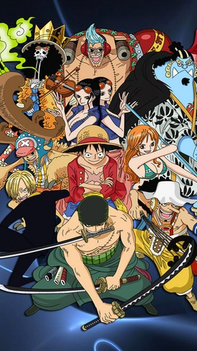 One Piece Iphone Wallpapers